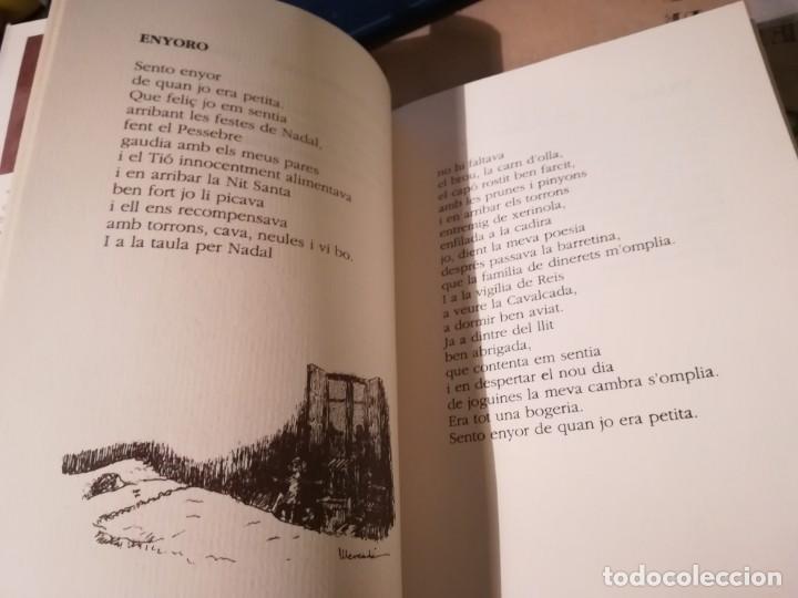 Libros de segunda mano: La finestra del meu cor - Rosa M. Mestres i Tió - en català - Foto 6 - 148575018