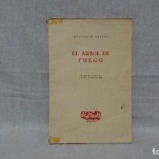 Libros de segunda mano: EL ÁRBOL DE FUEGO, MOHAMMAD SABBAG, POESÍA . Lote 149248094