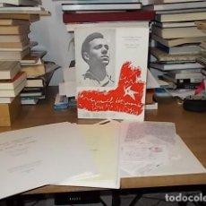 Libros de segunda mano: MIGUEL HERNÁNDEZ : LAS CARTAS A JOSÉ MARÍA DE COSSÍO. INSTITUCIÓN CULTURAL DE CANTABRIA. 1985. FOTOS. Lote 149569930