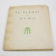 Libros de segunda mano: EL PUENTE DE HUMO, Mª TERESA ROCA DE TOGORES, 1946, DEDICADO. 23,5X17CM. Lote 150327654