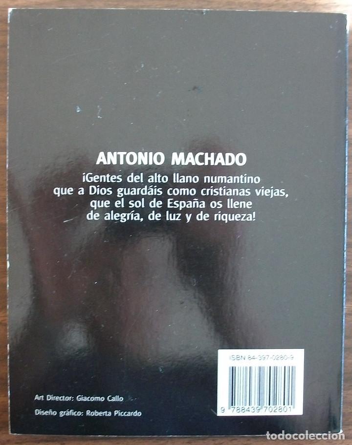 Libros de segunda mano: POEMAS DE CASTILLA. ANTONIO MACHADO. - Foto 2 - 150565866