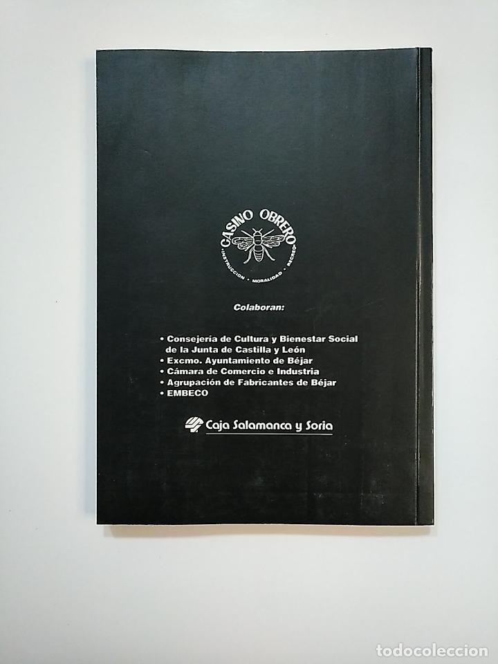Libros de segunda mano: XXIX CONCURSO LITERARIO CASINO OBRERO BÉJAR. BALADA SENTIMENTAL, MANUEL TERRÍN. TDK364 - Foto 2 - 151200578