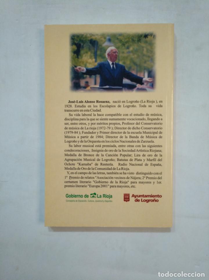 Libros de segunda mano: CADENCIAS DEL ALMA. JOSE LUIS ALONSO ROSAENZ. TDK367 - Foto 2 - 151726186