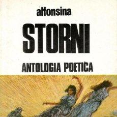 Libros de segunda mano: ANTOLOGÍA POÉTICA ALFONSINA STORNI. Lote 151924438