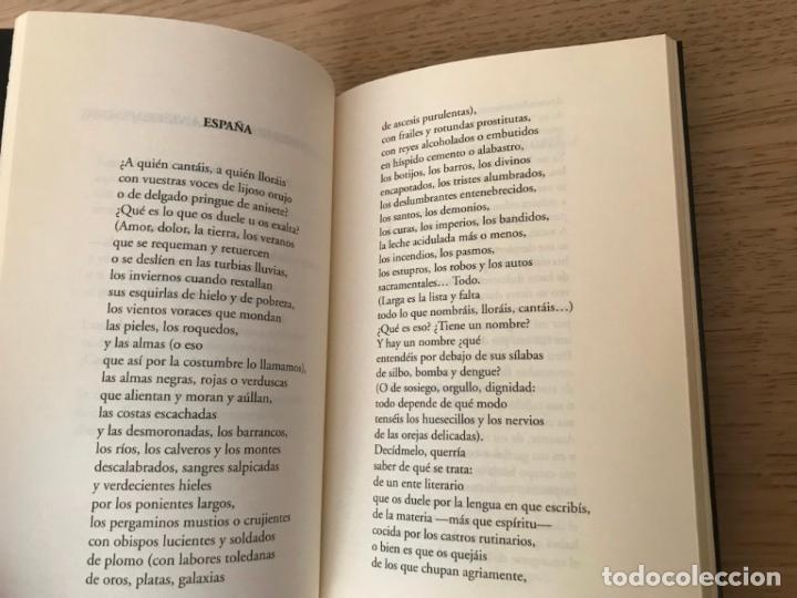 Libros de segunda mano: Mester de poesa 1949-1993 Emilio Alarcos Llorach / 2006 - Foto 2 - 152293594