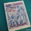 Libros de segunda mano: DOCE SONETOS SEIS SONETILLOS Y UN POEMA, PEDRO JARA CARRILLO. MURCIA. Lote 152390122