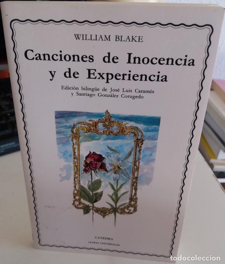 Canciones de inocencia y de experiencia - blake - Vendido en Venta ...