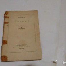 Libros de segunda mano: HOLDERLIN - POEMAS. Lote 153609086