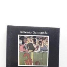 Libros de segunda mano: EDAD - ANTONIO GAMONEDA. Lote 153685358