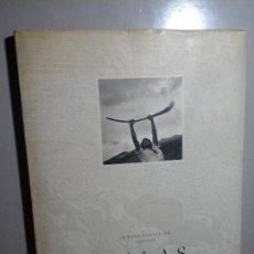 Libros de segunda mano: JOSÉ ÁNGEL VALENTE / JEANNE CHEVALIER. CALAS. 1ª EDICIÓN 1989. POESÍA. FOTOGRAFÍA. RARO.. Lote 153744366