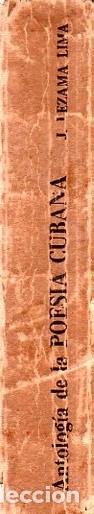 Libros de segunda mano: ANTOLOGIA DE LA POESIA CUBANA. OBRA EN TRES TOMOS. JOSE LEZAMA LIMA. 4000 EJEMPLARES, 1965. - Foto 13 - 153798614