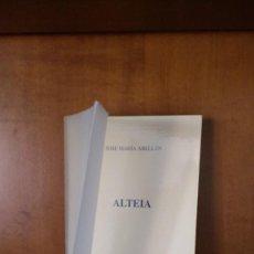 Libros de segunda mano: ALTEIA - JOSÉ MARIA ABELLÁN - DIP. PROVINCIAL DE CUENCA (1990). Lote 154395742