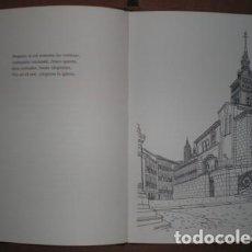 Libros de segunda mano: JAIME DELGADO: EL LIBRO DE SEGOVIA. ED. LIMITADA, CONMEMORATIVA DEL BIMILENARIO DEL ACUEDUCTO. Lote 154417886