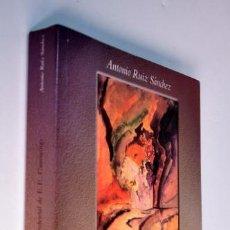 Libros de segunda mano: HIJO DEL EXCESO. LA POESÍA TRASCENDENTAL DE E. E. CUMMINGS - RUIZ SANCHEZ, ANTONIO. Lote 155885610