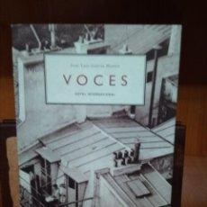 Gebrauchte Bücher - Voces. José Luis García Martín - 155975730