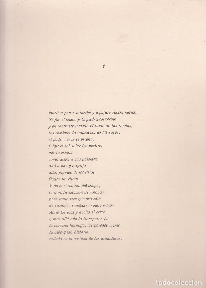Libros de segunda mano: RAUL TORRES. El angel de la luz señaló Cuenca. Antonio Santos: Linograbados. Cuenca, 1980 - Foto 2 - 156011982