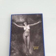 Libros de segunda mano: POEMAS PARA PERROS - MANUEL GARCÍA - COLECCIÓN ESQUENOCOMO SERIE AZUL POESÍA 10 - 2007. Lote 156761830