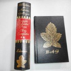 Libros de segunda mano: ENRIQUE LABARTA POSE OBRA COMPLETA (2 TOMOS) Y93167. Lote 156829974