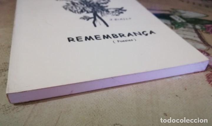 Libros de segunda mano: Remembrança - Manuel Foraster - en català - Foto 4 - 158148318