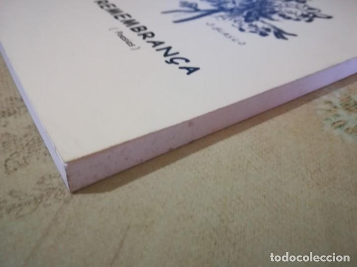 Libros de segunda mano: Remembrança - Manuel Foraster - en català - Foto 5 - 158148318