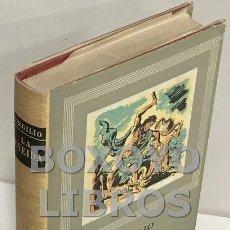 Libros de segunda mano: VIRGILIO. LA ENEIDA, SEGUIDO DE LAS BUCÓLICAS Y GEORGICAS. TRADUCCIÓN DEL LATÍN, PRÓLOGO Y NOTAS, PO. Lote 262847770