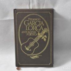 Libros de segunda mano - Antología poética - García Lorca, Federico - 159111904