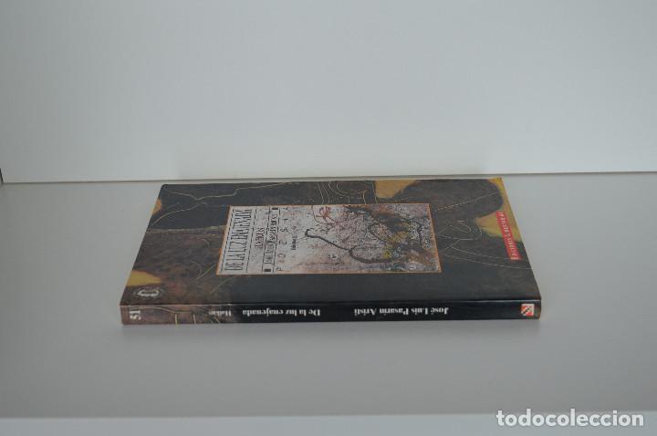 Libros de segunda mano: DE LA LUZ ENAJENADA. HAIKUS. JOSE LUIS PASARIN ARISTI. EDICION EUSKERA-CASTELLANO, ILUSTRADA. 1993. - Foto 2 - 159290710