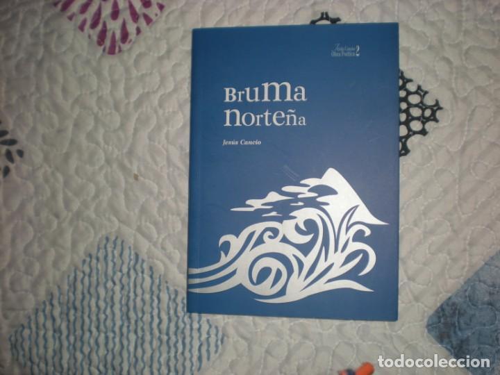 BRUMA NORTEÑA;JESÚS CANCIO;CANTABRIA TRADICIONAL 2011 (Libros de Segunda Mano (posteriores a 1936) - Literatura - Poesía)
