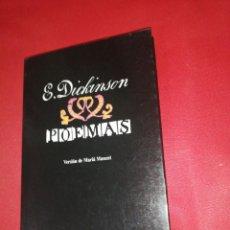 Libros de segunda mano: E. DICKINSON, POEMAS . Lote 160647246