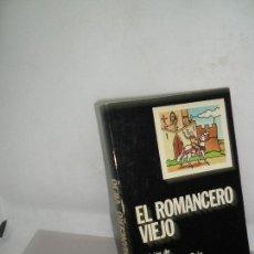 Libros de segunda mano - El romancero viejo, ed. Cátedra - 161137446