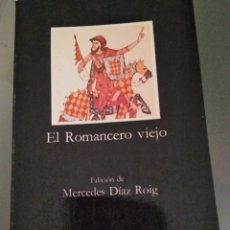 Libros de segunda mano: EL ROMANCERO VIEJO. POESÍA. Lote 161520665