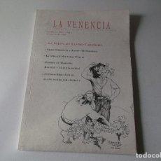 Libros de segunda mano: LA VENENCIA (REVISTA DE POESÍA) Nº 2 Y 3.- VARIOS AUTORES. Lote 161697250