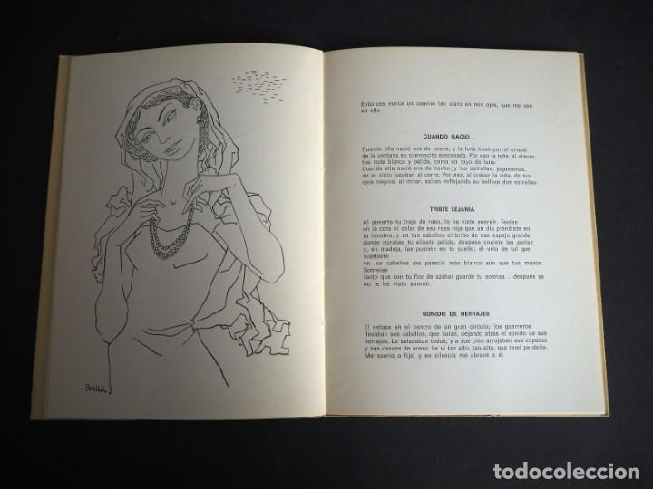 Libros de segunda mano: PINCELADAS EN GRIS. Mª DEL CARMEN FERRER MERLO. POEMAS EN PROSA. 1970 - Foto 5 - 163863202
