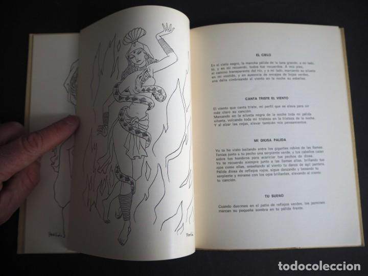 Libros de segunda mano: PINCELADAS EN GRIS. Mª DEL CARMEN FERRER MERLO. POEMAS EN PROSA. 1970 - Foto 6 - 163863202
