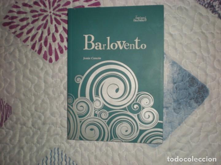 BARLOVENTO;JESÚS CANCIO;CANTABRIA TRADICIONAL 2013 (Libros de Segunda Mano (posteriores a 1936) - Literatura - Poesía)
