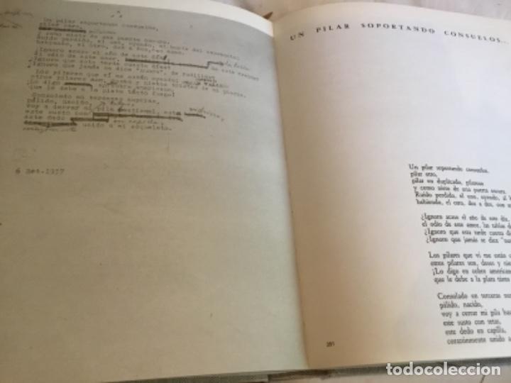 Libros de segunda mano: Vallejo obra poética completa edición numerada.Lima - Foto 7 - 164929606