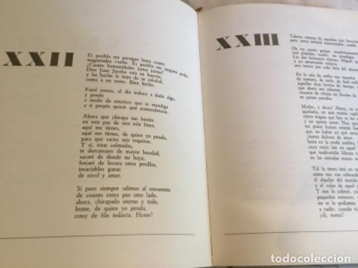 Libros de segunda mano: Vallejo obra poética completa edición numerada.Lima - Foto 8 - 164929606