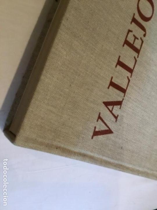 Libros de segunda mano: Vallejo obra poética completa edición numerada.Lima - Foto 12 - 164929606