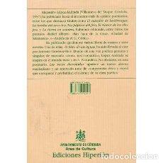 Livres d'occasion: LAS VOCES DERROTADAS - LÓPEZ ANDRADA, ALEJANDRO. Lote 167442309