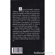 Livres d'occasion: EL CAZADOR DE LUCIÉRNAGAS - LÓPEZ ANDRADA, ALEJANDRO. Lote 167451324