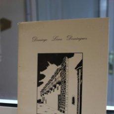 Libros de segunda mano: POESIA. MI OFRENDA A GARACHICO, DOMINGO LIMA DOMINGUEZ. CANARIAS 1992. Lote 167482268