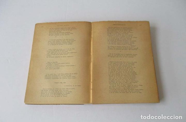 Libros de segunda mano: OBRAS COMPLETAS - RUBEN DARIO - Foto 3 - 167776212