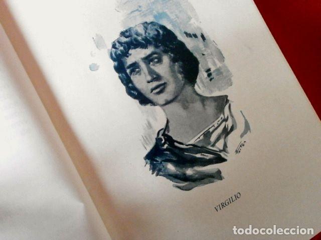Libros de segunda mano: POETAS LATINOS (EDAF 1967) VIRGILIO - HORACIO - OVIDIO - Colección LOS CLASICOS - Foto 5 - 222396642