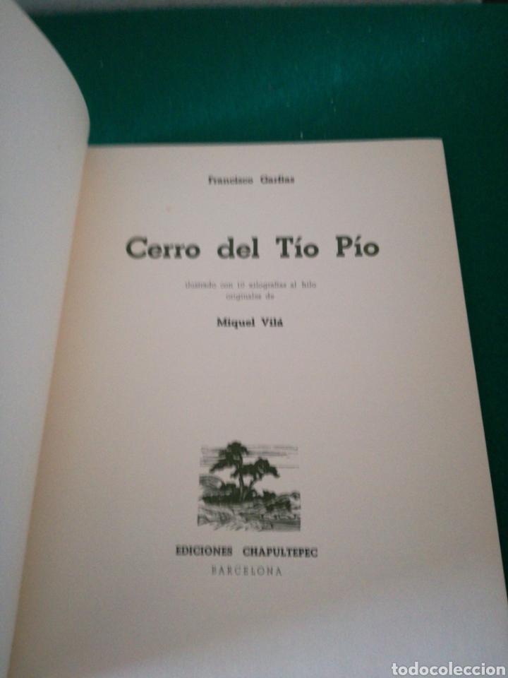 Libros de segunda mano: F.GARFIAS CERRO DEL TIO PIO - Foto 4 - 168284518