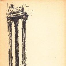 Libros de segunda mano: FRANCISCO GARFIAS. POEMAS DE ITALIA. CONSEJO SUPERIOR DE INVESTIGACIONES CIENTÍFICAS, MADRID 1964.. Lote 168381080