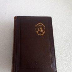 Libros de segunda mano: LUIS DE GÓNGORA. OBRAS COMPLETAS. AGUILAR 1943. Lote 169080980