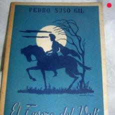 Libros de segunda mano: EL TESORO DEL VALÍ SELECCIÓN POÉTICA. Lote 169169816