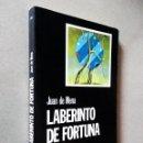 Libros de segunda mano: LABERINTO DE FORTUNA   MENA, JUAN DE   EDICIONES CÁTEDRA 1982. Lote 169199592