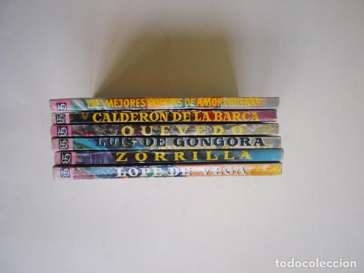 Libros de segunda mano: 6 LIBROS DE LA COLECCIÓN LAUREL Nº 7, 9, 11, 14, 25 Y 32, SUS MEJORES POESÍAS - BRUGUERA 1955-1961 - Foto 3 - 169222300