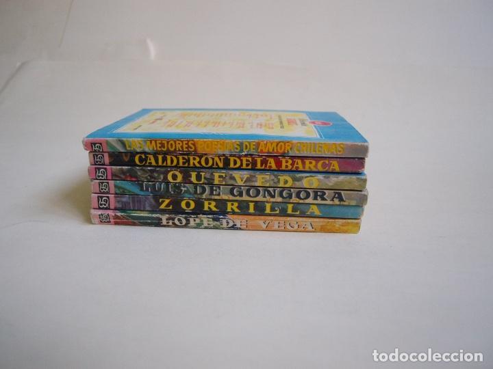 Libros de segunda mano: 6 LIBROS DE LA COLECCIÓN LAUREL Nº 7, 9, 11, 14, 25 Y 32, SUS MEJORES POESÍAS - BRUGUERA 1955-1961 - Foto 4 - 169222300